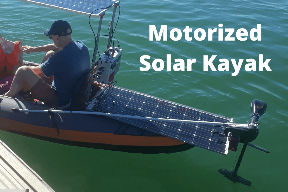 Can A Solar Panel Run A Trolling Motor - featured image