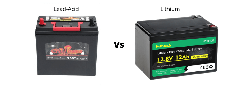 Are lithium batteries better than lead-acid batteries for every circumstance?