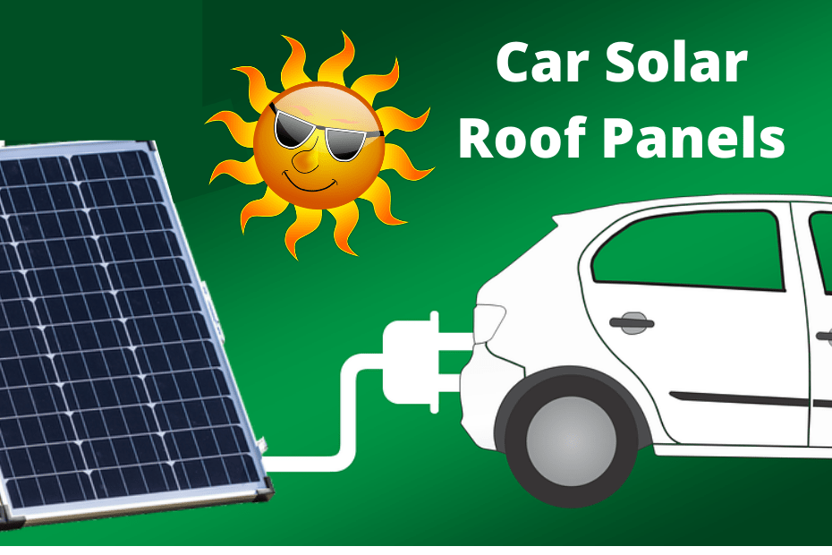 Can I Fix A Solar Panel To My Car Roof - charging an EV