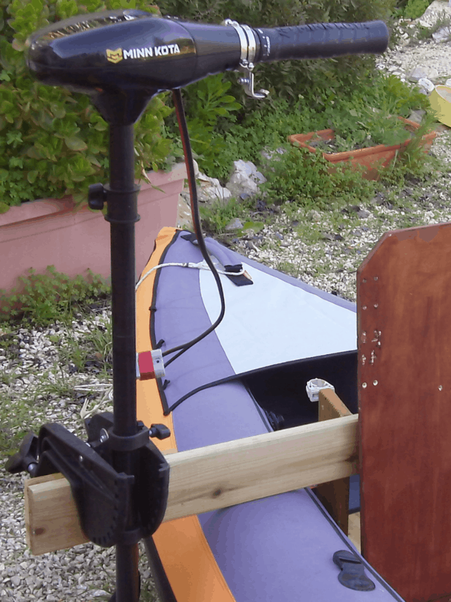 Can You Put A Trolling Motor On A Kayak?