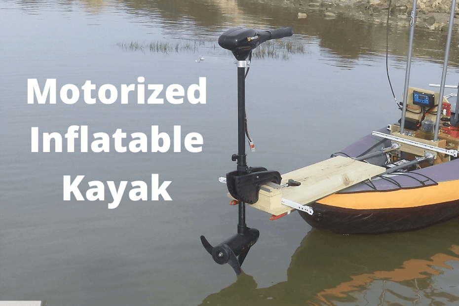 Can You Put A Trolling Motor On An Inflatable Kayak - featured image