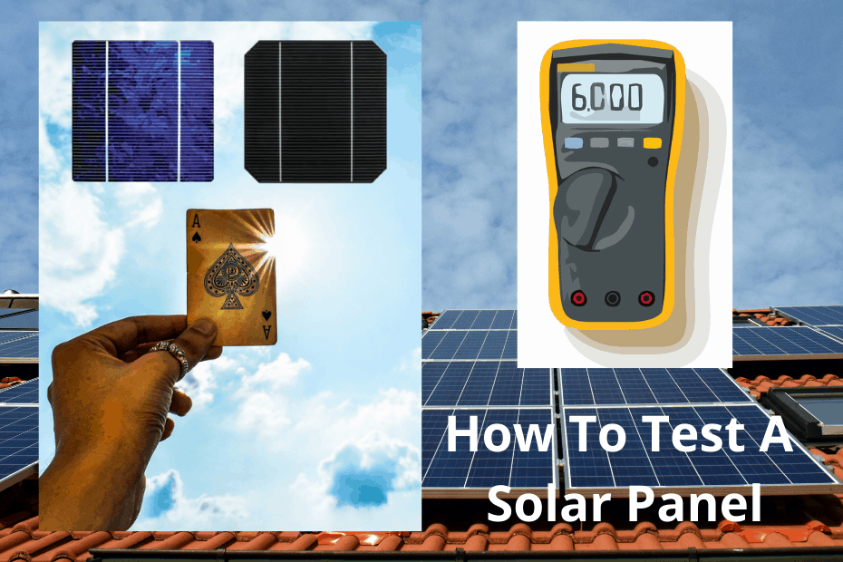 How-To-Test-A-Solar-Panel
