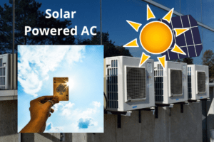 Solar Powered Air Conditioning _ Solar A.C. Unit For Home Use - post top