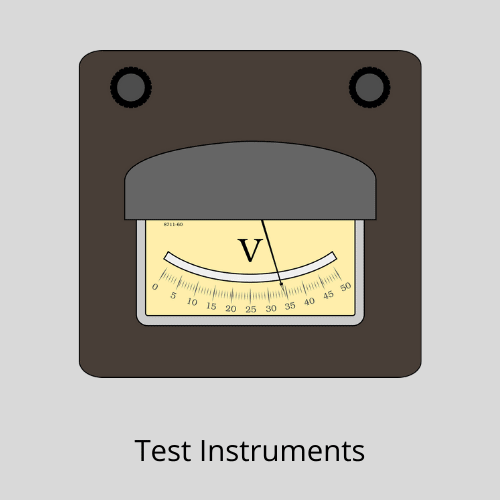 Test Instruments For Solar Projects