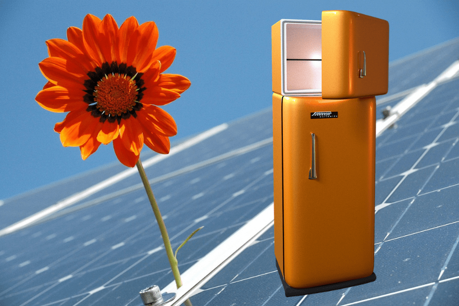 How Many Solar Panels Do I Need To Power A Refrigerator? featured image