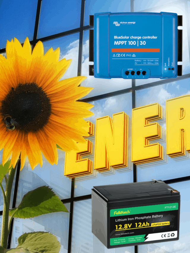 Can A Solar Panel Overcharge A 12 Volt Battery?