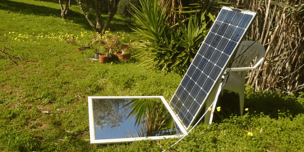 How to use solar panels at home