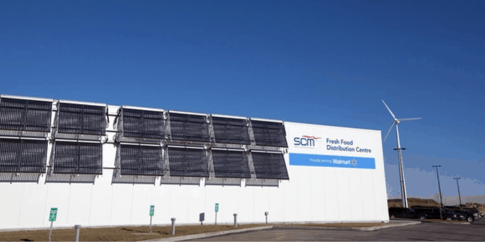Evacuated tube thermal solar collectors in action