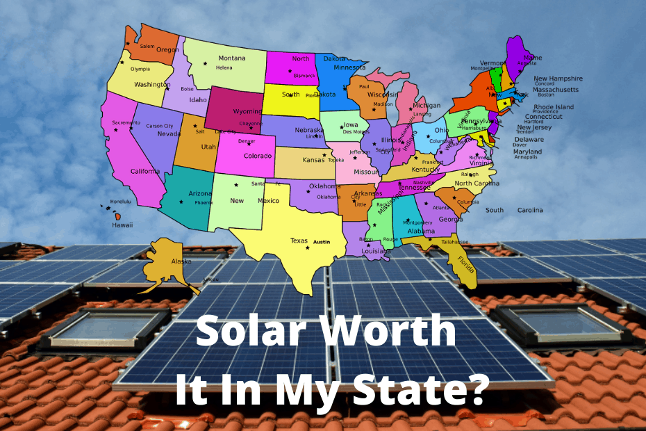 Are solar panels worth it in my state - featured image
