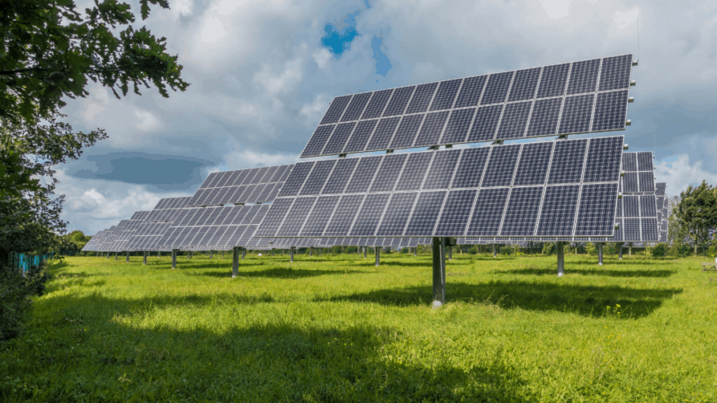 Why are solar panels getting cheaper?