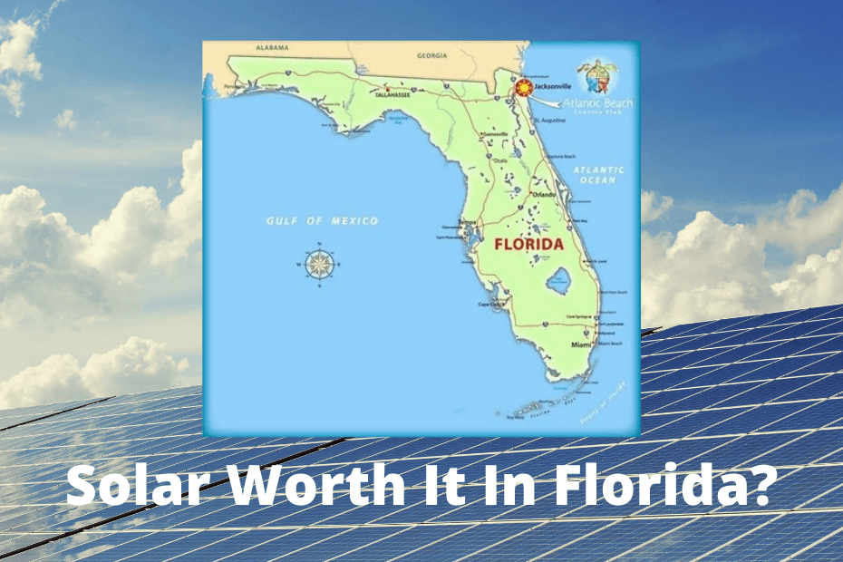 Are Solar Panels Worth It In Florida_featured image