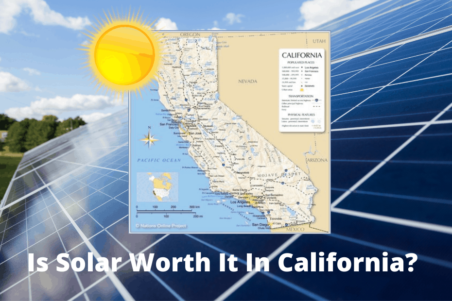 Is solar power worth it in California?_featured image