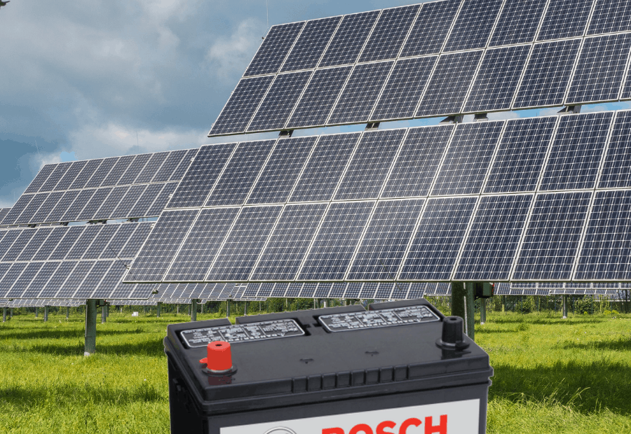 Can I connect a solar panel directly to a battery - poster