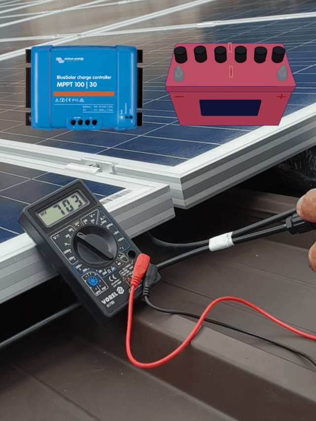 What Size Solar Panel To Charge 12V Battery?