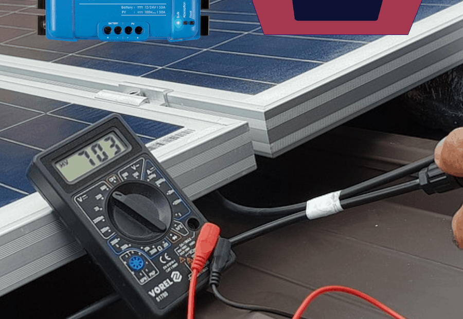 What Size Solar Panel To Charge 12V Battery_poster image