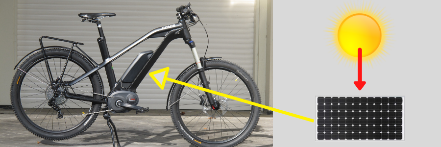 Can You Charge An ebike With A Solar Panel_post top