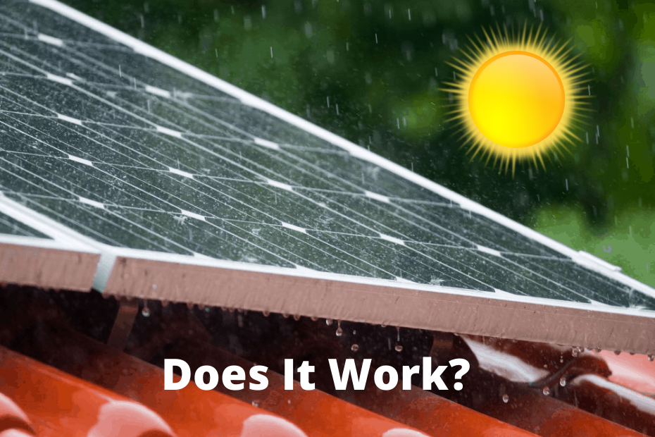 Do Solar Panels Work In The Rain_featured image