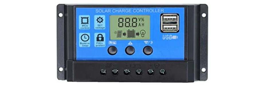 pwm 30 amp charge controller