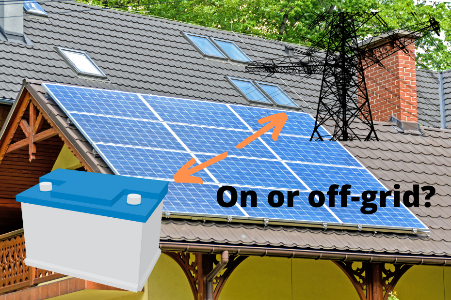 What Is On Grid And Off Grid Solar System_featured image