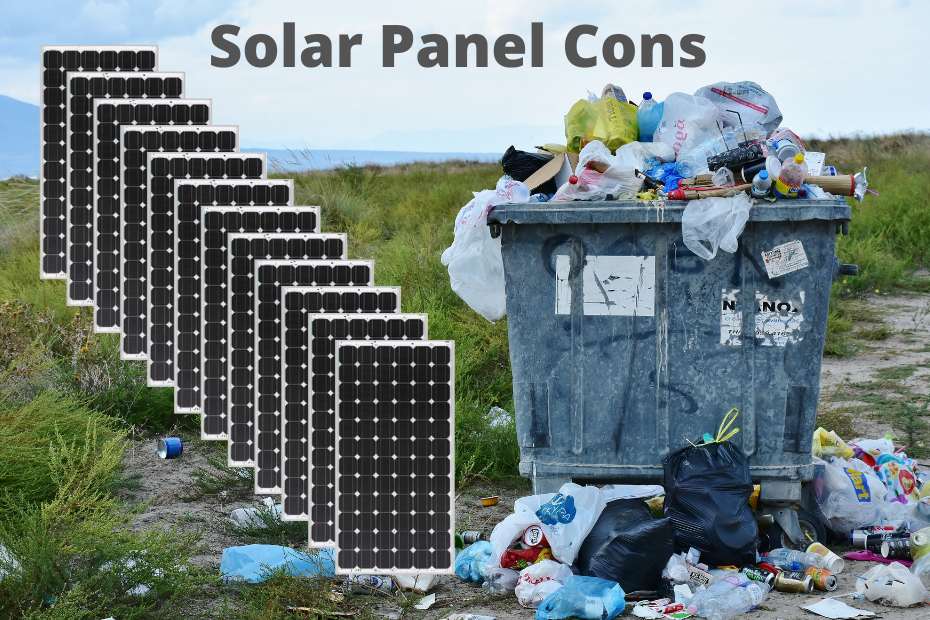 Why Solar Panels Are Bad Solar Panel Cons_featured image